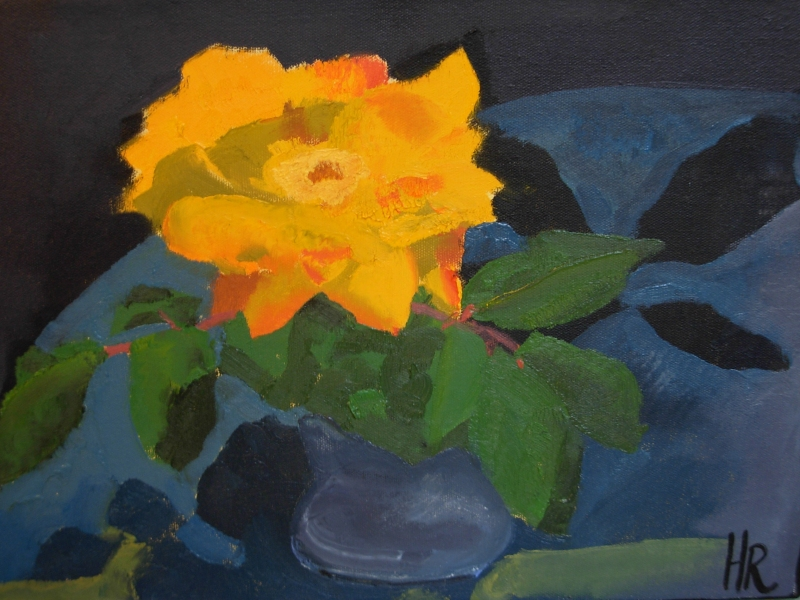 """yellow rose"""