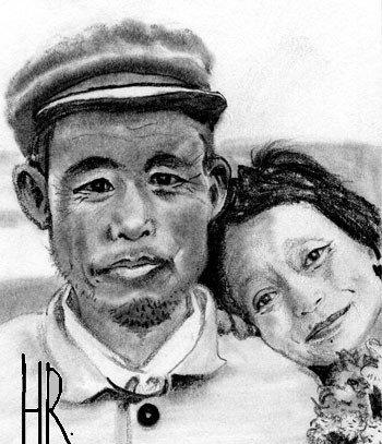 """asian couple"""